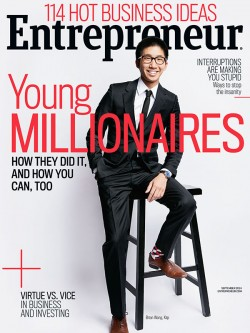 Entrepreneur Magazine: Peace of Mind Q: What kind of insurance does my business need?
