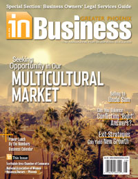InBusiness Magazine: Plan Exit Strategies to Yield Positive Outcomes