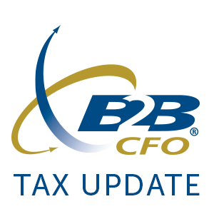 Heads up from B2B CFO® – 2014 Tax Updates