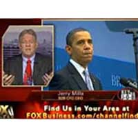 Jerry Mills of B2B CFO® explains President Obama's mistakes