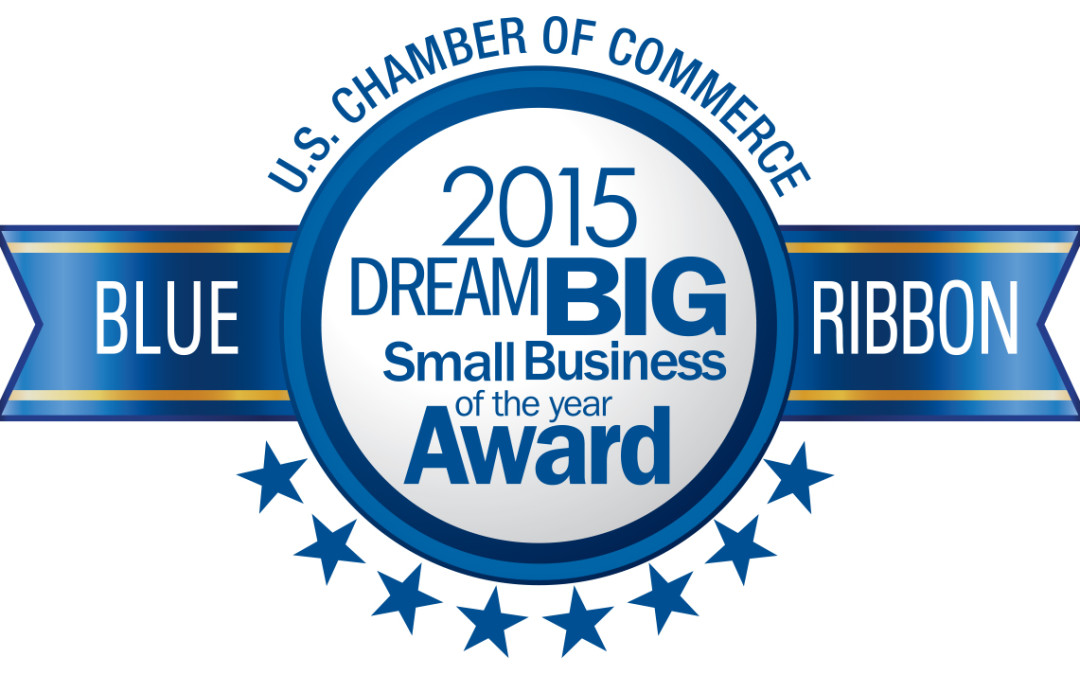 U.S. Chamber of Commerce Names B2B CFO Among Nation's Top 100 Small Businesses at the 2015 Small Business Summit