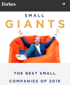 B2B - Forbes Small Giants