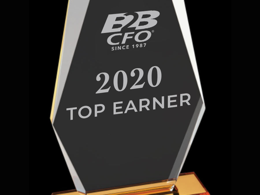 B2B CFO Honors Top Earners During the 2021 National Partners Meeting
